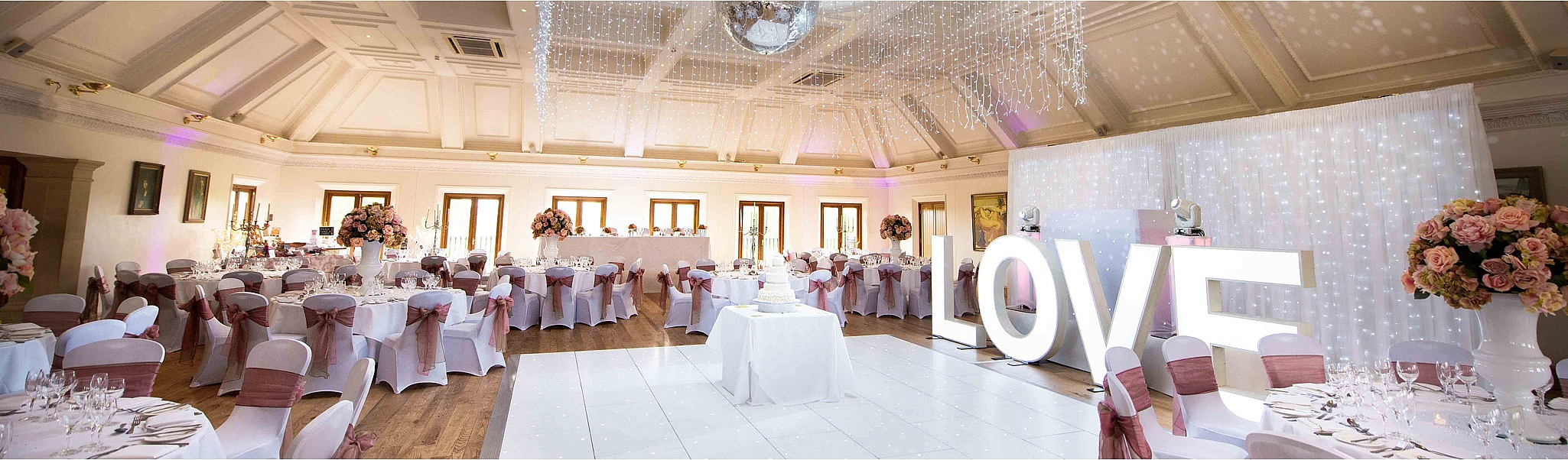 Stock Brook Country Club Wedding Venue Billericay