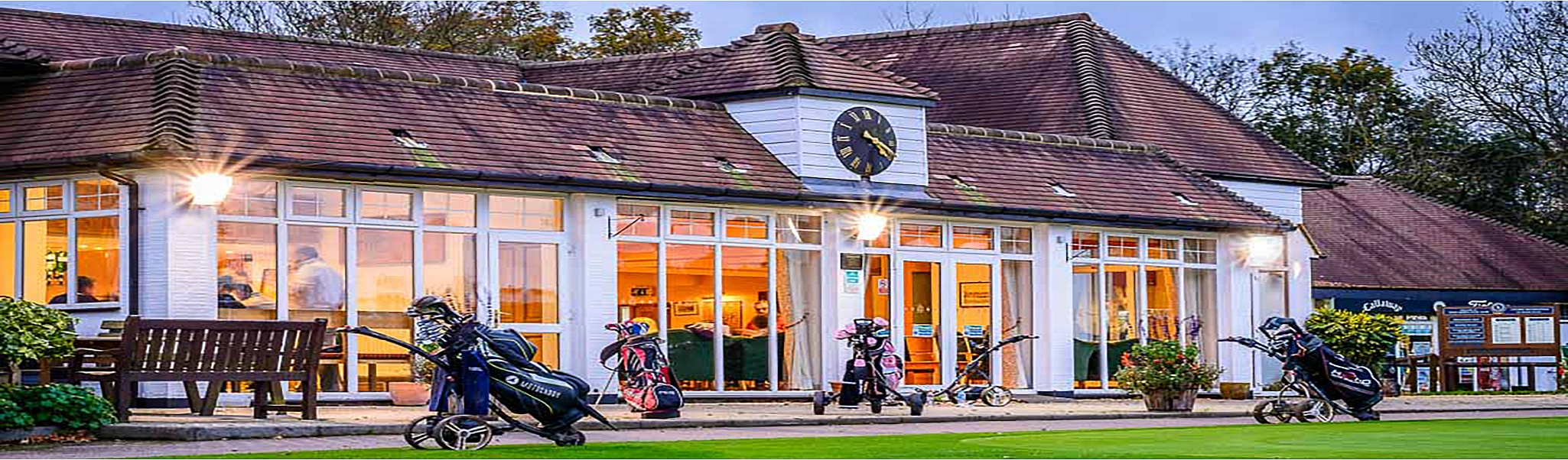 West Herts Golf Club Stunning Wedding and Event Location Rickmansworth